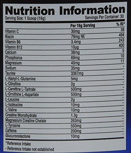 Gaspari Nutrition SuperPump Max Supplement, 480 g, Orange Cooler