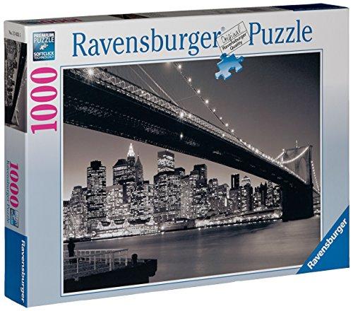 Ravensburger 15835 Manhattan e il ponte Brooklyn Puzzle 1000 pezzi Foto &...