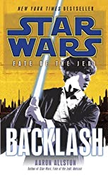 Star Wars: Fate of the Jedi - Backlash (Star Wars: Fate of the Jedi - Legends) by Aaron Allston (2011-02-22)