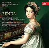 Benda : Sonates, sonatines et mélodies. Keglerova, Bilej-Broukova, Zemanova.