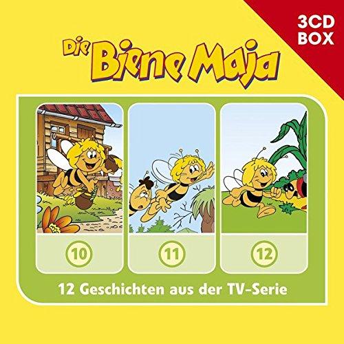 Die Biene Maja - Hörspielbox, Vol. 4 (3 CDs)