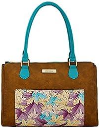 Ericafashion Women's Multi Colour Handbag (ECF-47_Multi)
