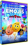 Le Monde secret des Emojis [DVD + Digital UltraViolet]