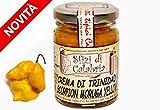 Crema di Peperoncino Trinidad Scorpion Moruga Yellow Giallo Estremo
