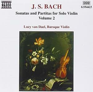 Sonaten und Partiten für Violine solo Vol. 2