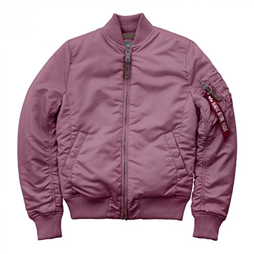 Alpha Industries MA-1 VF LW Bomberjacke dusty pink