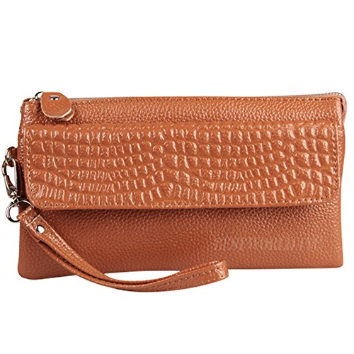 wocharm-soft-leather-wristlet-phone-wallet-clutch-womens-creativity-coin-purses-and-pouches-coffee