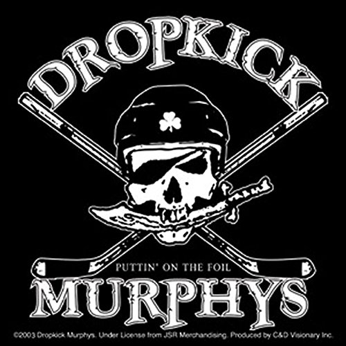 Dropkick Murphys Aufkleber Sticker Folk-Punk Bands Musik ca. 10x10 cm