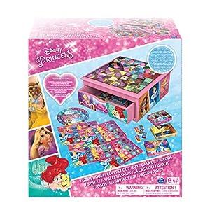 Games Juegos 6039201 Casa de Princesas Disney, Colores Mezclas