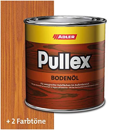 Pullex Bodenöl 2.5l Java Bangkirai Öl Holzöl für Terrasse Holzschutz
