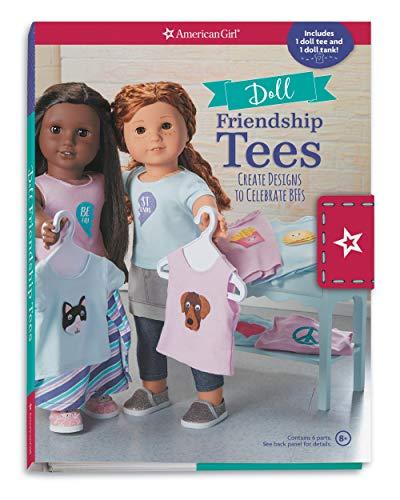 Doll Friendship Tees: Create Designs to Celebrate BFFs Design Tee