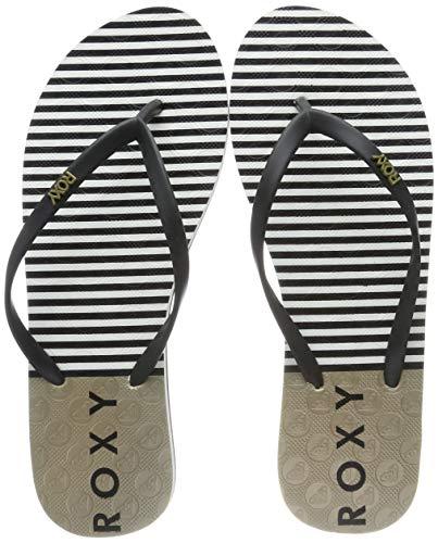 Roxy ROY11 Viva Stamp-Flip-Flops for Women