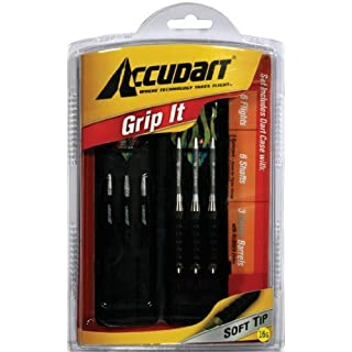 Accudart Grip-It Set - Steel Tips by Accudart