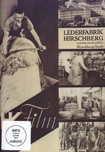 Lederfabrik Hirschberg vorm. Heinrich Knoch & Co. Hirschberg/Saale