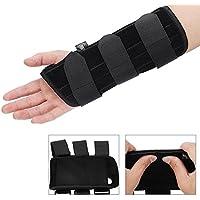 Handgelenkstütze, Atmungsaktive Handgelenk Klammer Handunterstützung Verstauchung Unterarm Handwurzelschienen... preisvergleich bei billige-tabletten.eu