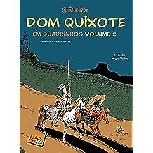 Dom Quixote em quadrinhos - volume 2 (Clássicos em HQ) (Portuguese Edition)