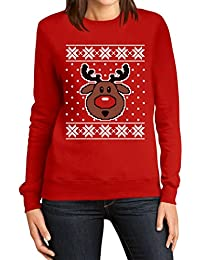 5b4179fcd0e912 Suchergebnis auf Amazon.de für: rentier pullover - Baumwolle: Bekleidung