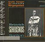 Heinrich Schlusnus [Import allemand]