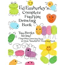[(Ed Emberley's Complete Funprint Drawing Book )] [Author: Ed Emberley] [Apr-2002]