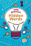Little Brainiacs Hidden Words: Over 100 Word Search Puzzles