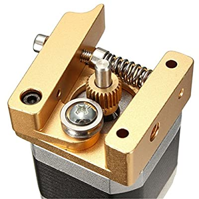 Gaoxing Tech. 3D Printer RepRap Extruder DIY Kit 1.75 / 0.4mm Hotend NEMA 17 Schrittmotor Prusa