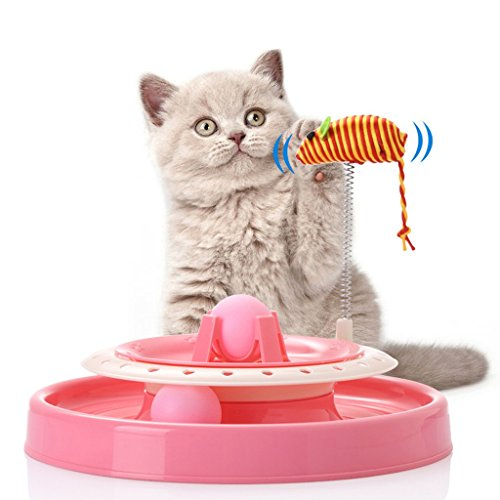 Zoom IMG-3 giocattolo del gattino dell insieme