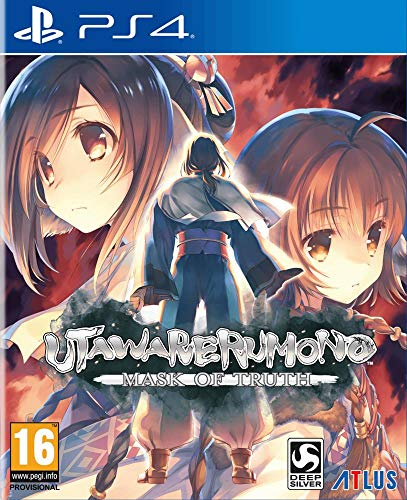 Utawarerumono: Mask of Truth - PlayStation 4 [Edizione: Francia]