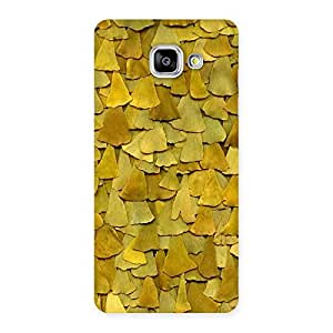 Delighted Wings Pattern Back Case Cover for Galaxy A5 2016
