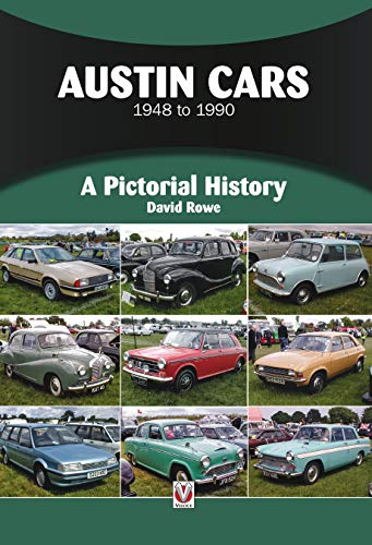 Austin Cars 1948 to 1990 (Pictorial History)