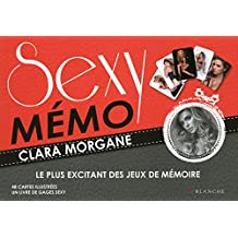 Sexy mémo (Les Jeux Plaisir de Clara Morgane)