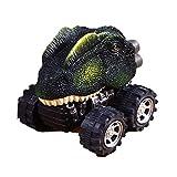 Duojincai Mini-Dinosaurier-Modellauto zum Zurückziehen für Kinder, Cooles Spielzeug, Geschenk – 1 Stück
