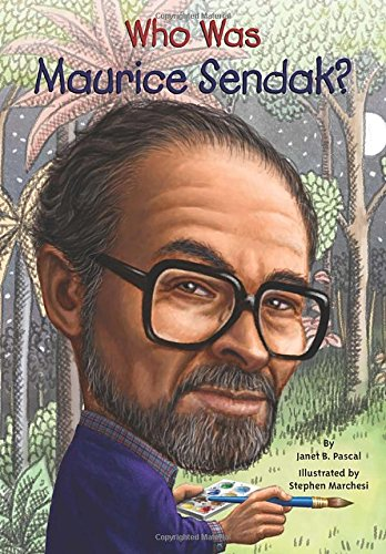 who-was-maurice-sendak-who-was-paperback