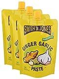 #3: Big Bazaar Combo - Smith and Jones Paste, Ginger Garlic, 200g (Buy 2 Get 1, 3 Pieces) Promo Pack