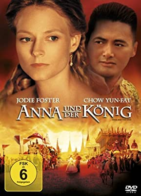 Anna and the King [DVD] [1999] by Jodie Foster