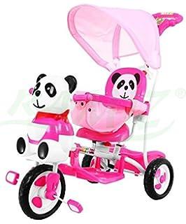 /él/éphant Heureux BSD Bicyclette Tricycle V/élo Enfant Rose