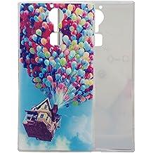 Prevoa DOOGEE F5 Funda - Colorful Silicona Funda Cover Case Carcasa para DOOGEE F5 Android 5.1 4G 5,5 Pulgadas Smartphone - 1