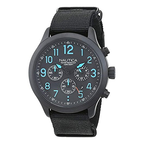 Nautica orologio uomo NCC 01 Chrono NAI16514G