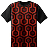 Digital Pharaoh - Herren Shining Film Overlook Hotel Teppich Druck (L)