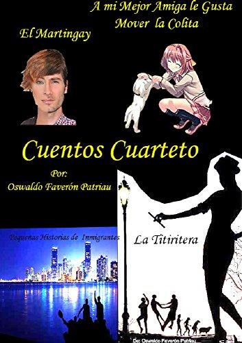 Cuentos Cuarteto por Oswaldo Faverón Patriau