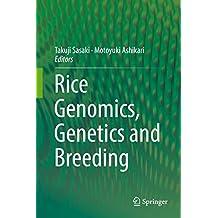 Rice Genomics, Genetics and Breeding