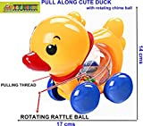 #4: TOY STATION - PULL ALONG TOY (DUCK)