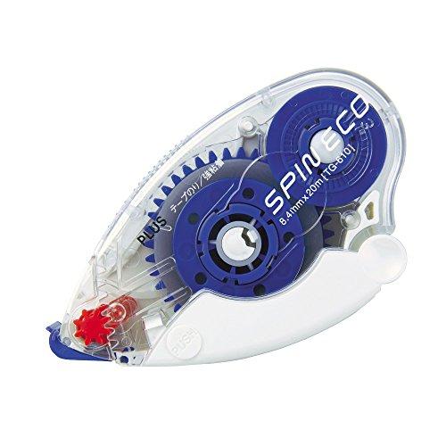 plus-japan-tg-610-pegamento-en-cinta-recambiable-permanente-azul