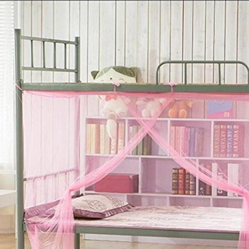hunpta-encryption-nets-15-m-bed-student-dormitory-mosquito-nets-party-pink