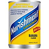Nurishment Banana 400g d'origine