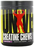 Universal Nutrition Creatine Chews Grape Capsules Pack of 144