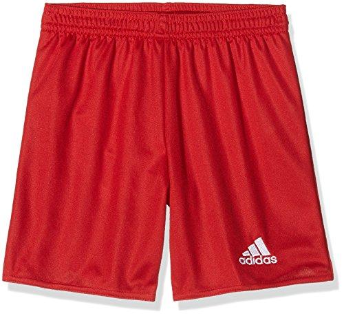 adidas Herren Shorts Parma 16 SHO WB, Rot/Weiß, 140, 4056561851571 (Shorts Für Rote Mädchen)