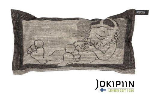 Jokipiin Sauna Kissen aus Leinen