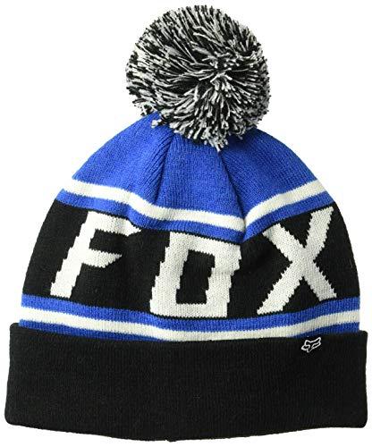 Fox Kappe, Schwarz/Blau, Größe OS Throwback Hat Cap