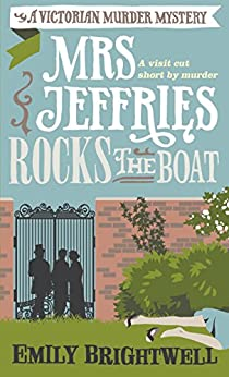Mrs Jeffries Rocks The Boat by [Brightwell, Emily]