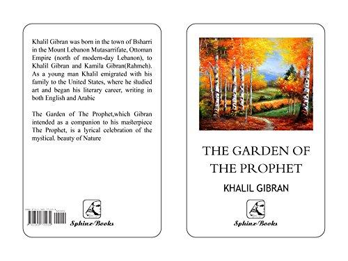 The Garden of the Prophet (Sphinx Books)  (English Edition) de [Gibran